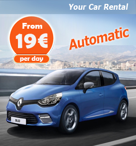 automatic car rental