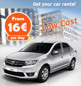 Casablanca car hire
