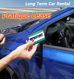 long term car hire